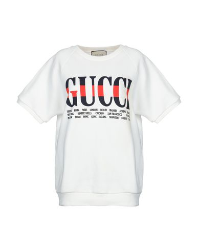 1c120bb42b5 Gucci Sweatshirt - Women Gucci Sweatshirts online on YOOX Finland ...