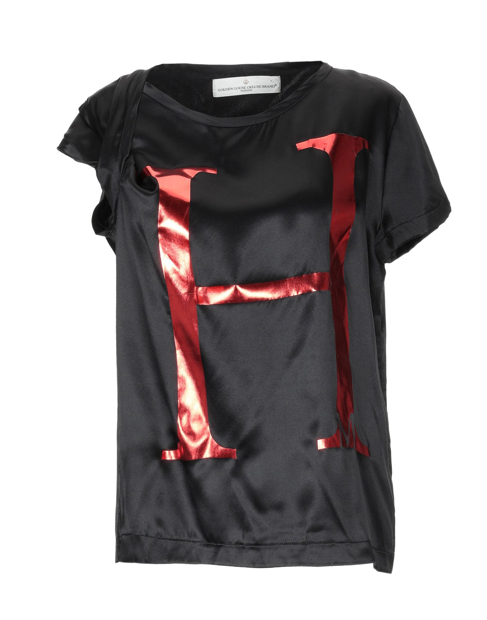 f04acd507dd3 Golden Goose Deluxe Brand Women's T-Shirts - Spring-Summer and Fall-Winter  Collections | YOOX
