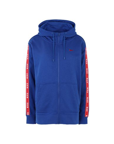 11f3886264a7 Nike W Nsw Hoodie Fz Logo Tape - Hooded Track Jacket - Women Nike ...