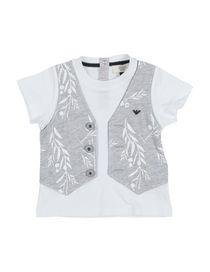 3939b3035d3b Τ-Shirts Αγόρι Armani Junior 0-24 μηνών - Παιδικά ρούχα στο YOOX