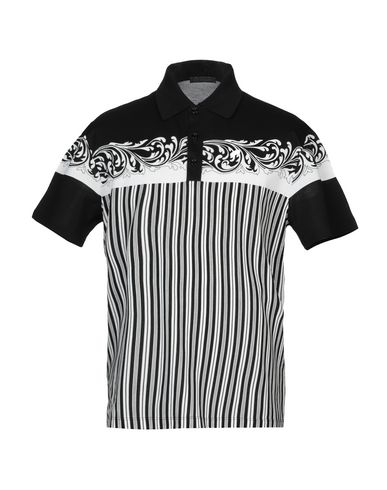 a5a487d95 Versace Polo Shirt - Men Versace Polo Shirts online on YOOX Portugal ...