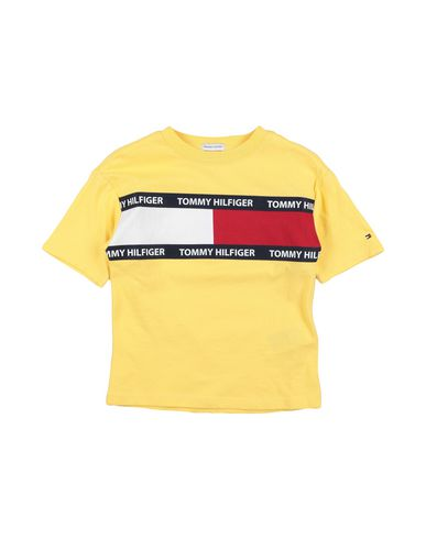 unique design sneakers limited guantity TOMMY HILFIGER T-shirt - T-Shirts and Tops | YOOX.COM