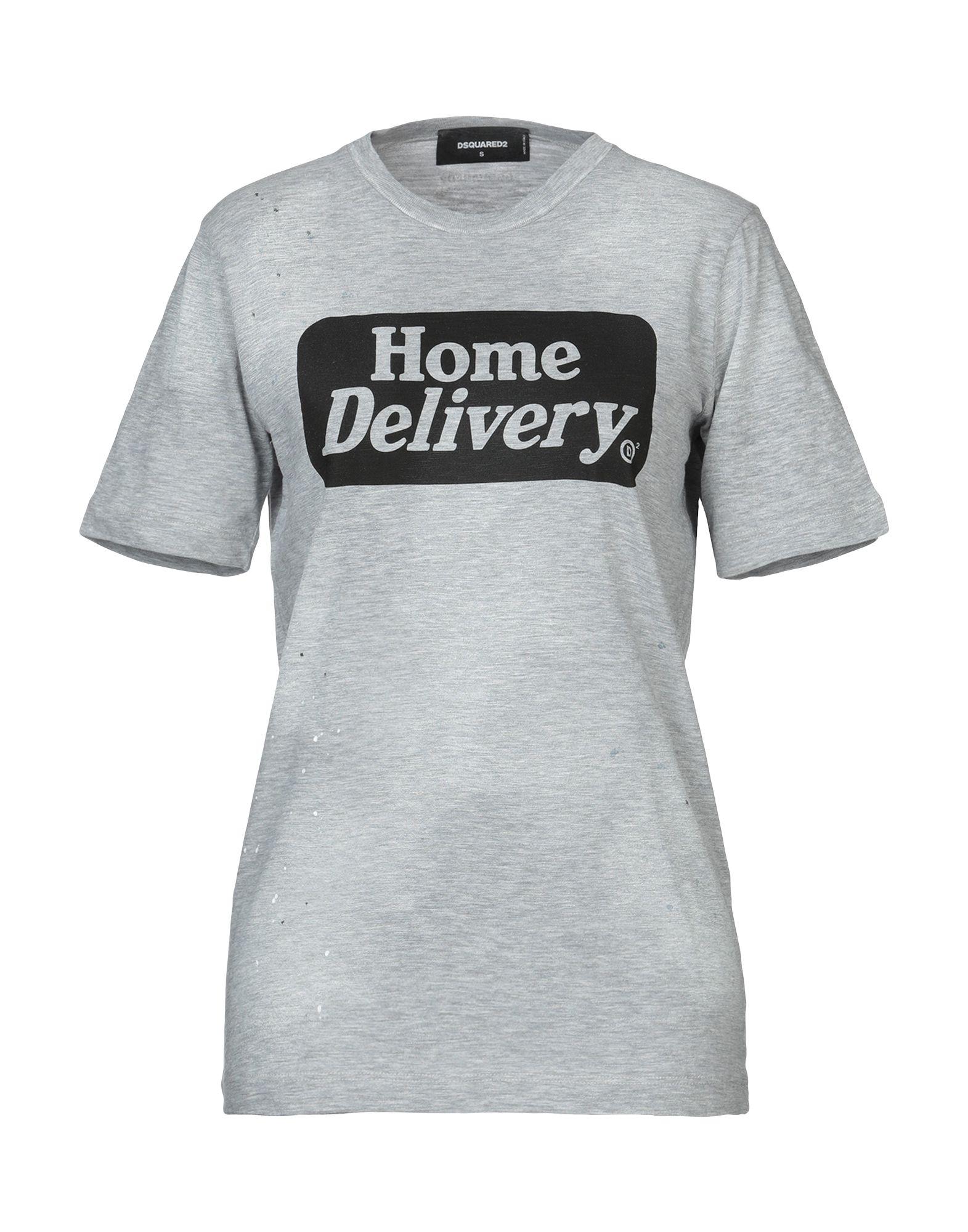 T-Shirt Dsquarot2 damen - 12293330QH