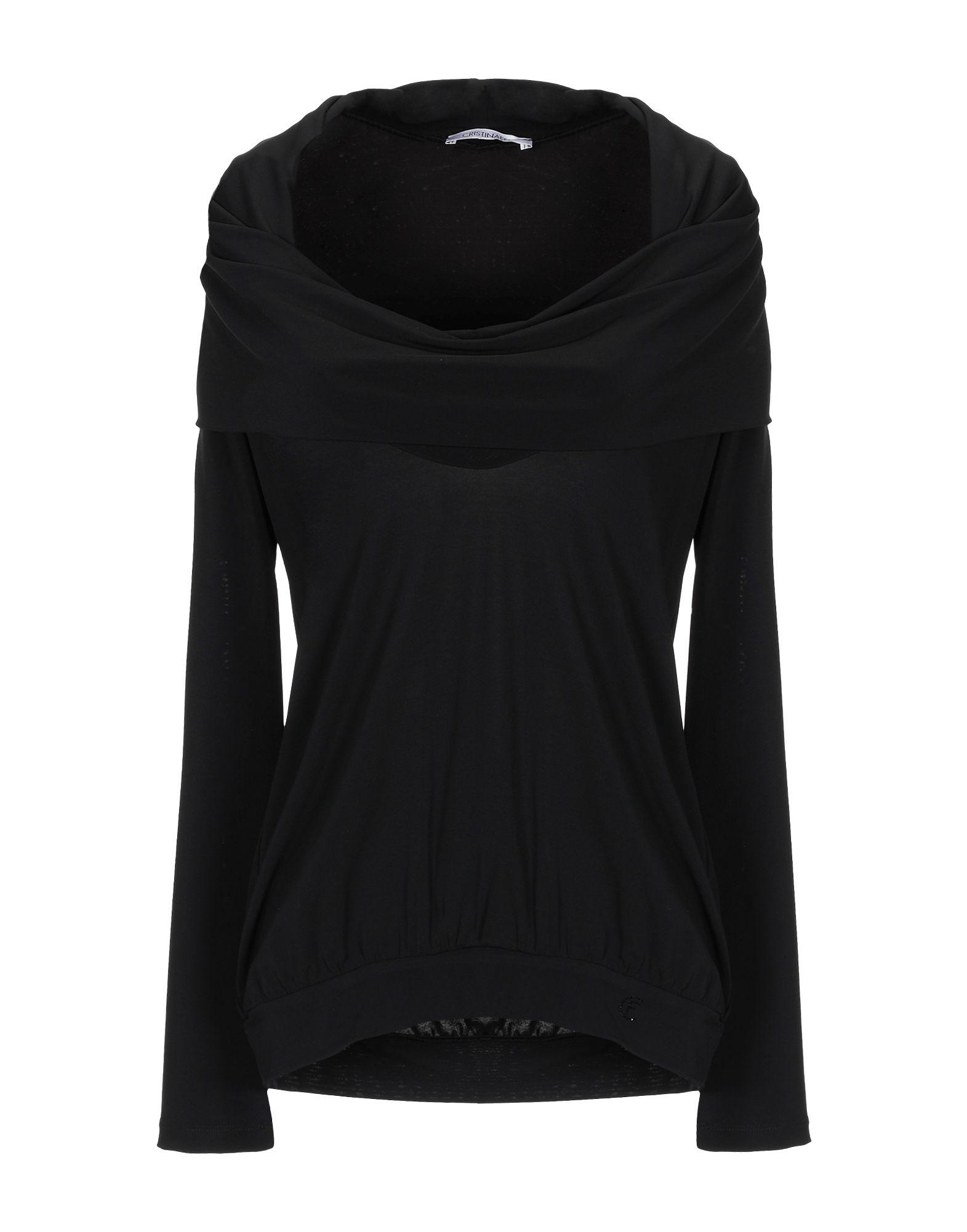 T-Shirt Cristinaeffe donna - 12294709AG 12294709AG