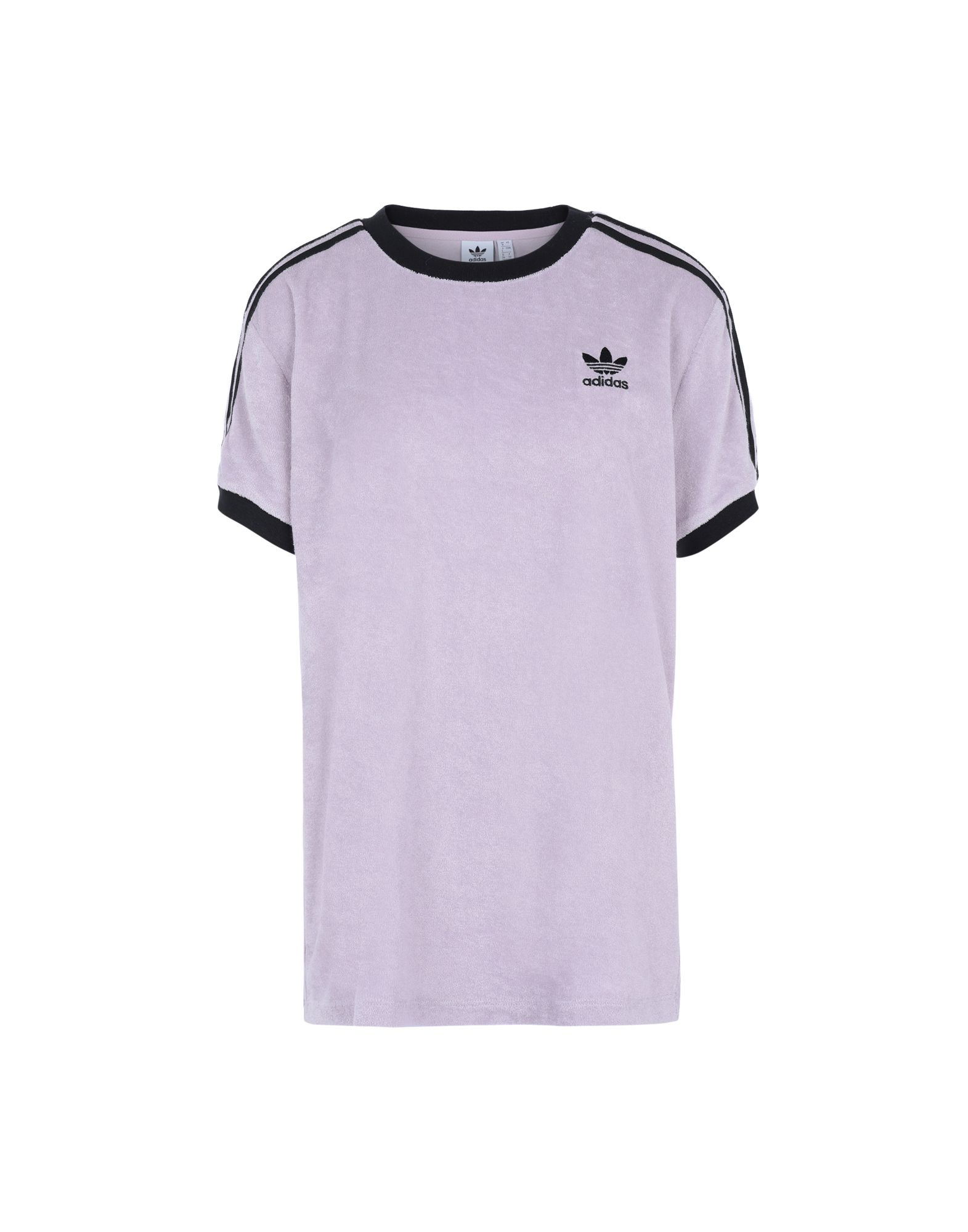 Bra E Top Performance Adidas Originals 3 Stripes Tee - damen - 12296843ET