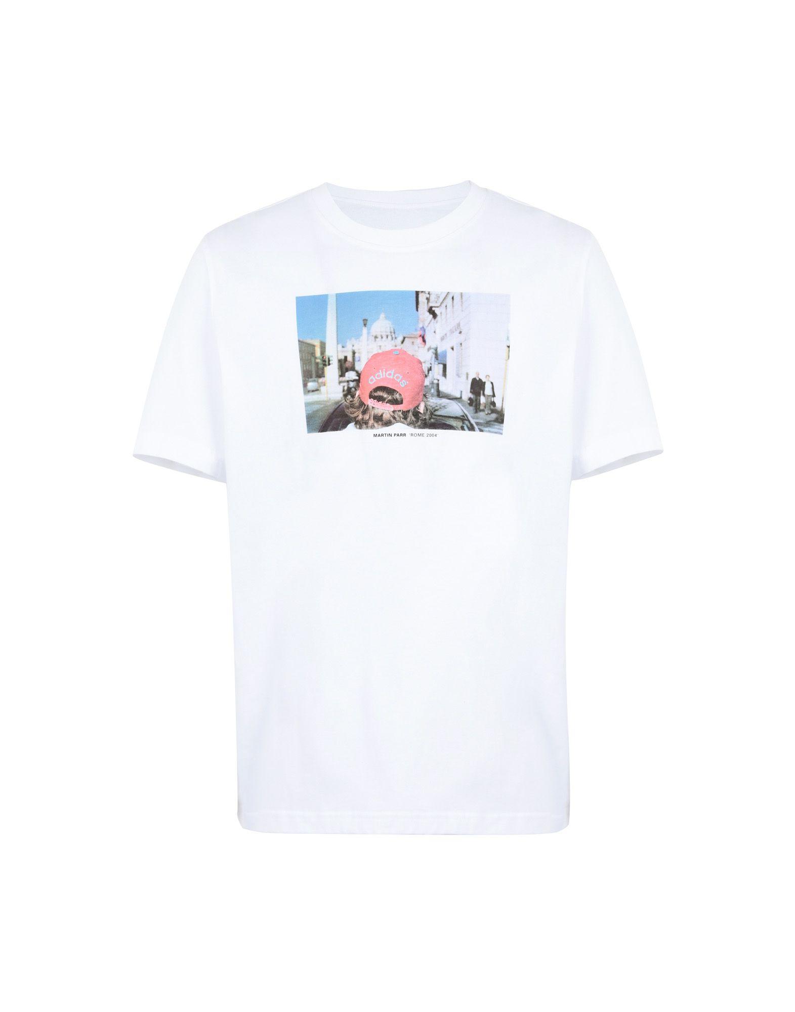 T-Shirt Sportiva Adidas Originals Martn Parr Tee - - uomo - 12297186IG  gute Qualität