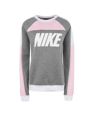 Nike W Nsw Crew Flc Cb - Sweatshirt - Women Nike Sweatshirts online ... 9cecde755