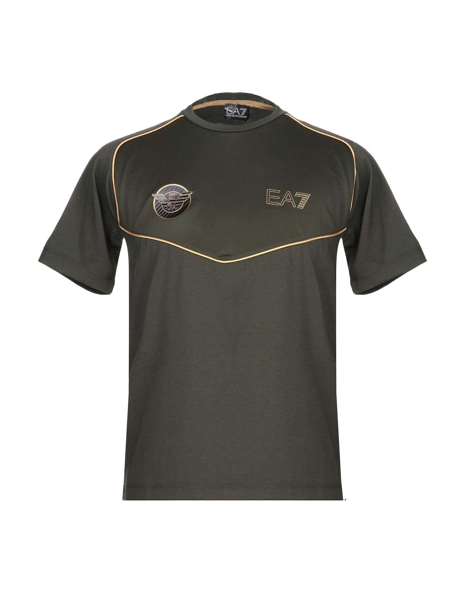 T-Shirt Ea7 herren - 12298665AN