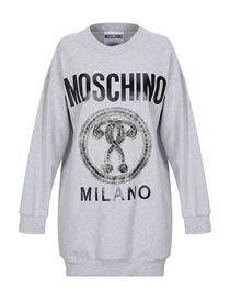 the best attitude 39450 6c67d Felpe Donna Moschino Collezione Primavera-Estate e Autunno ...