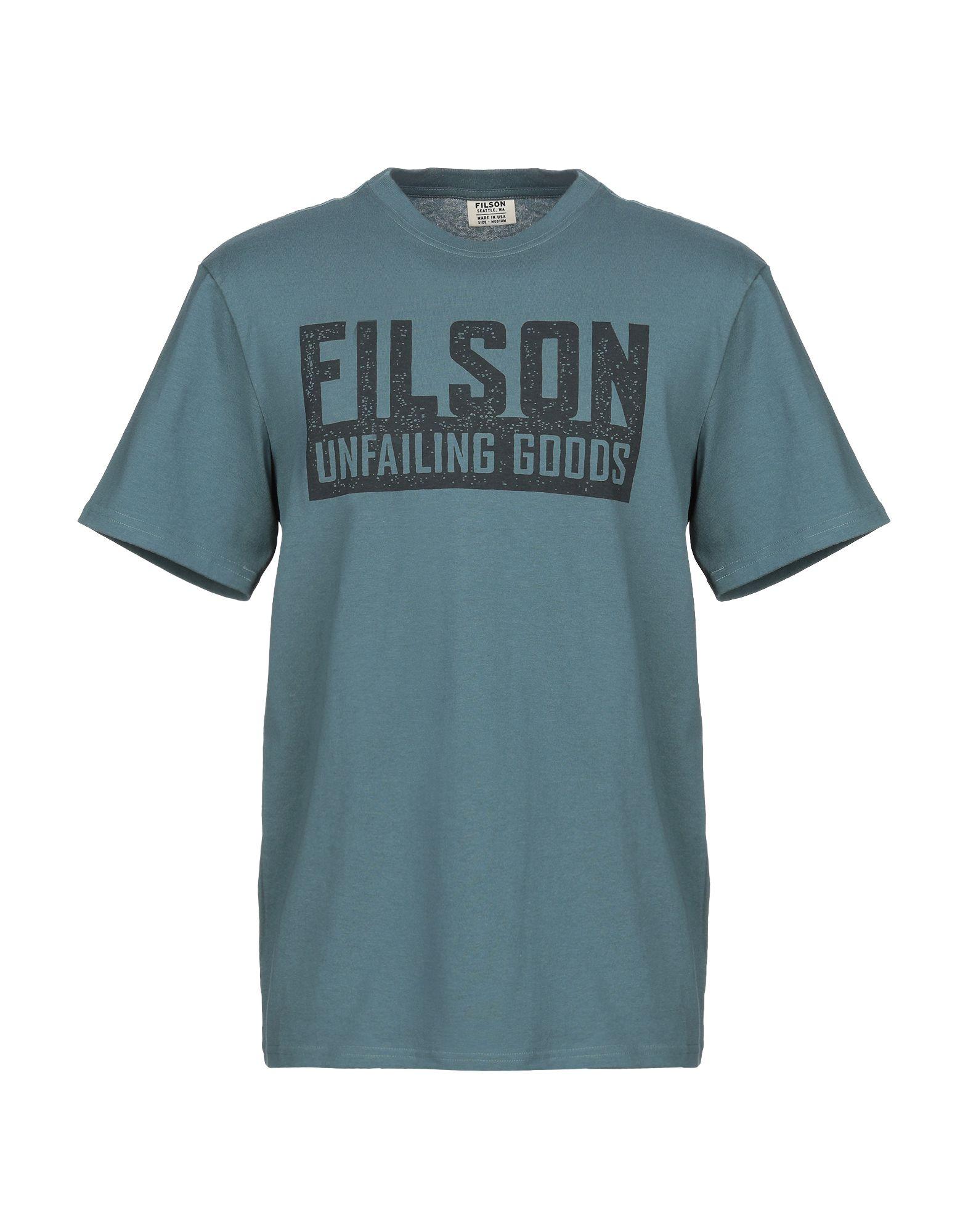T-Shirt T-Shirt T-Shirt Filson uomo - 12299662SS 34d