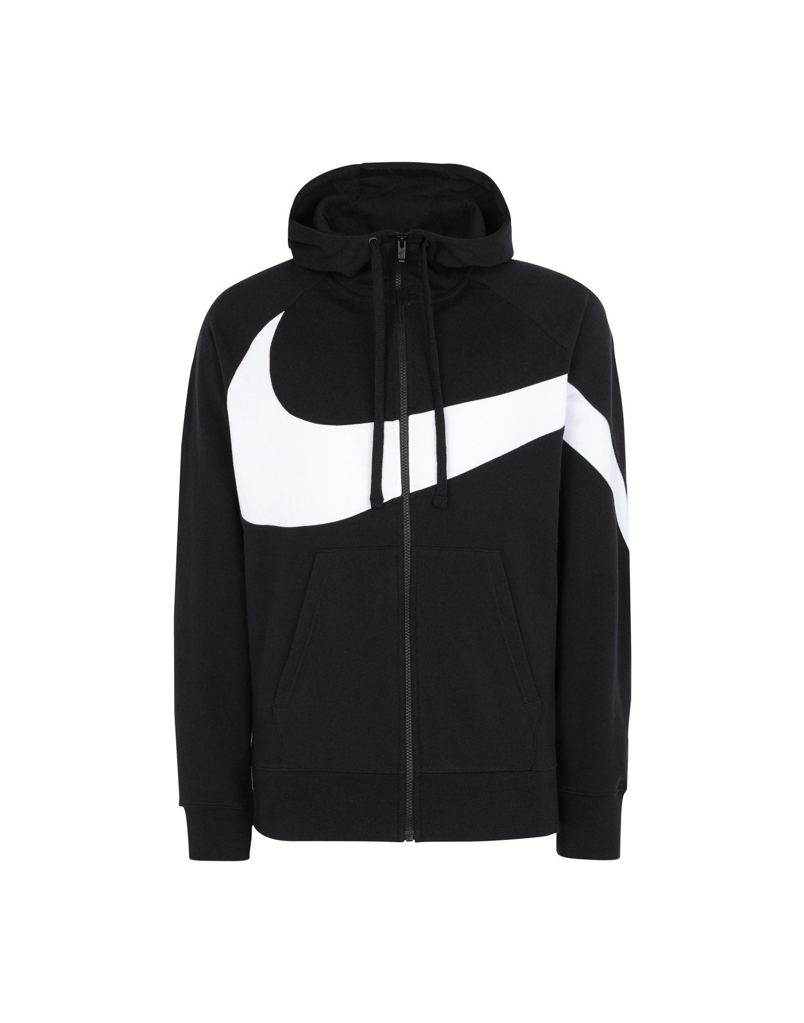 Felpa Nike Hybrid Hoodie Full Zip French Terry Statement - herren - 12300665HX