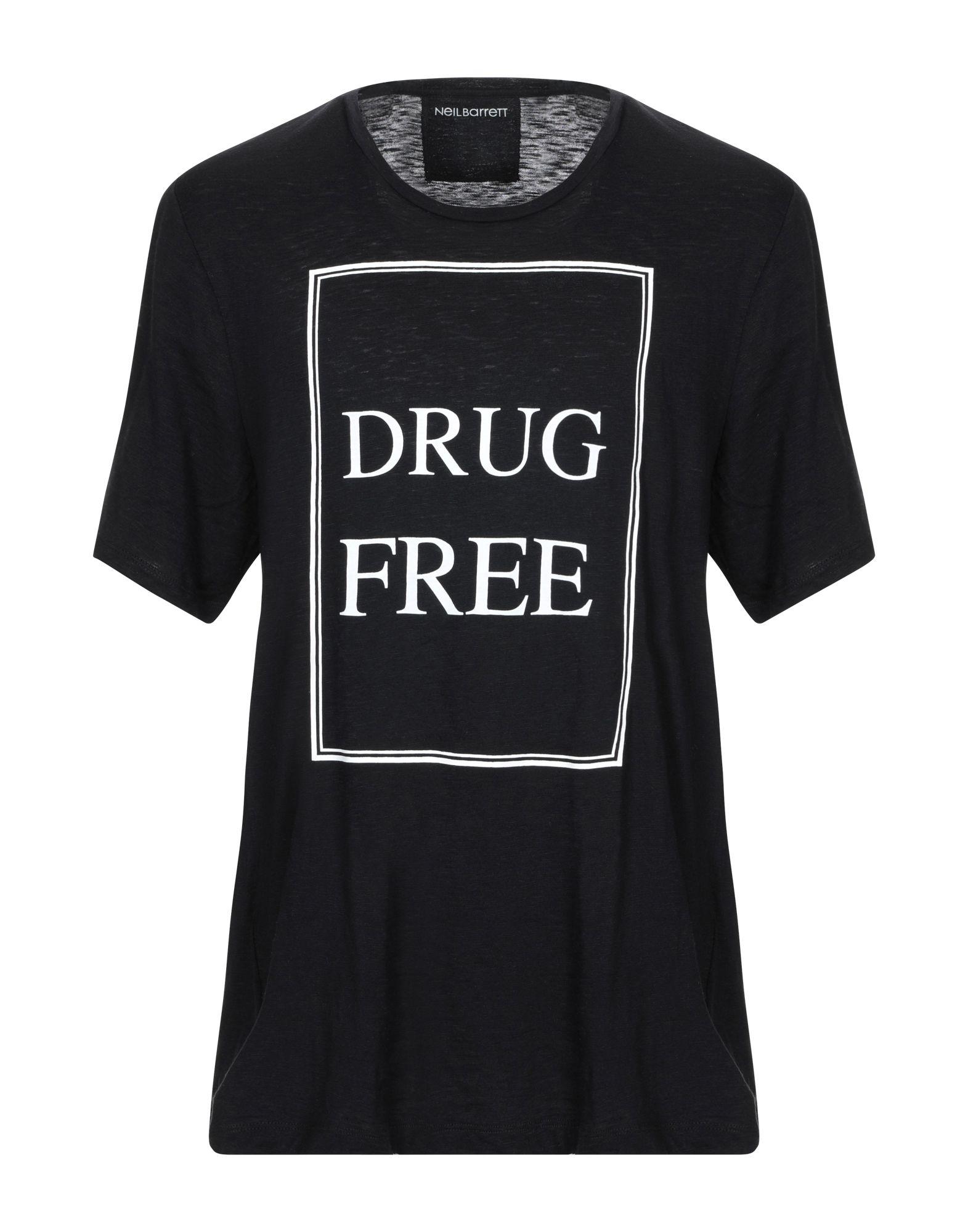 T-Shirt Neil Barrett herren - 12300803GS