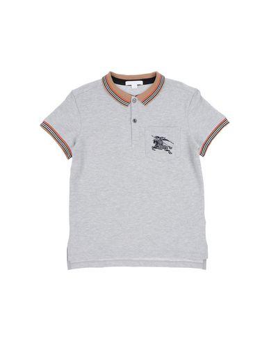 ab22d105 Burberry Polo Shirt Boy 9-16 years online on YOOX United Kingdom