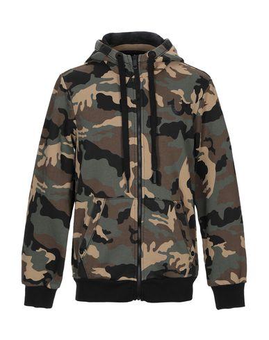 TRUE RELIGION - Hooded track jacket