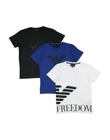 sports shoes f9416 8c000 EMPORIO ARMANI T-shirt - T-Shirt e Top | YOOX.COM