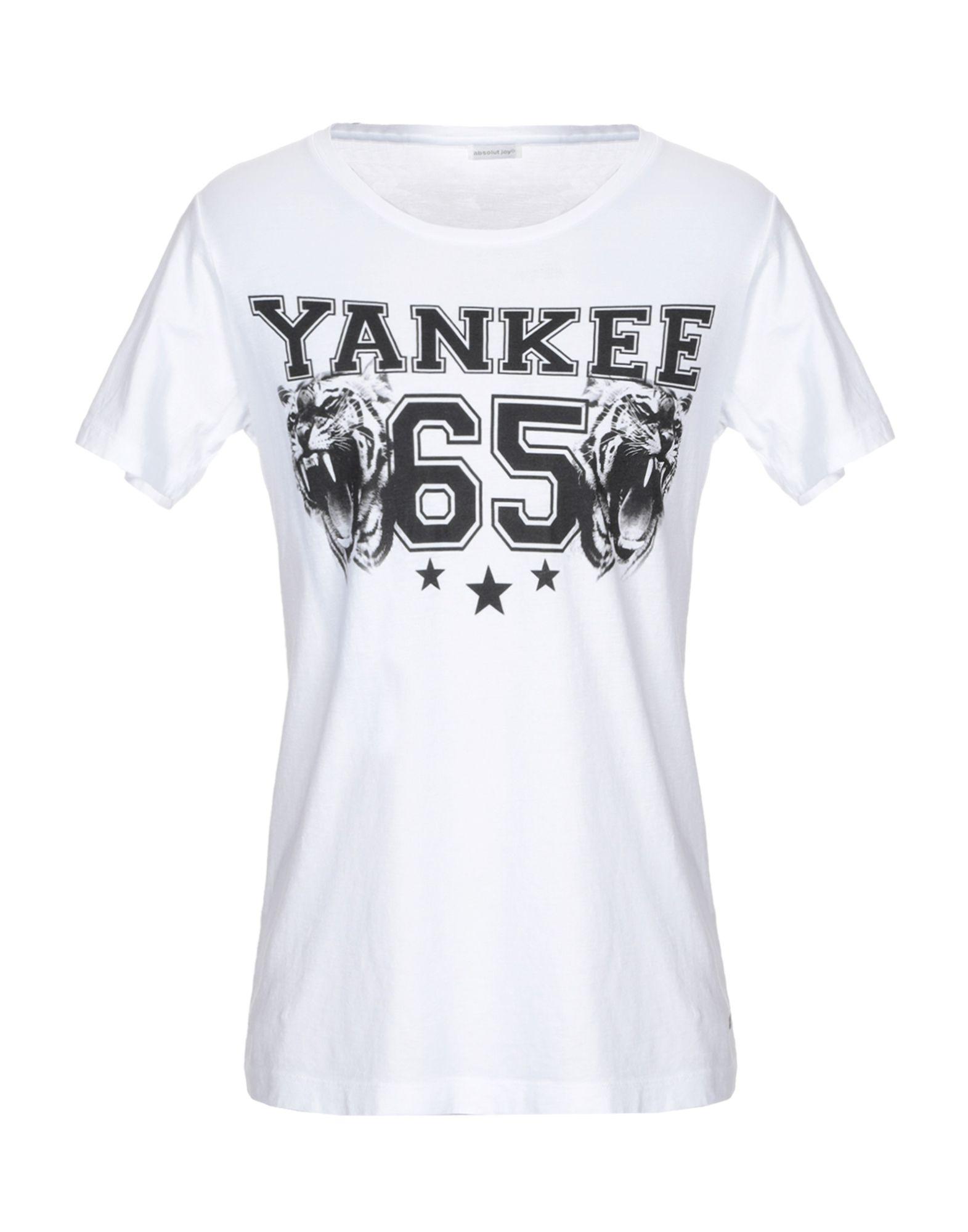 T-Shirt Absolut Absolut Joy uomo - 12304401HG  ohne zu zögern! jetzt kaufen!