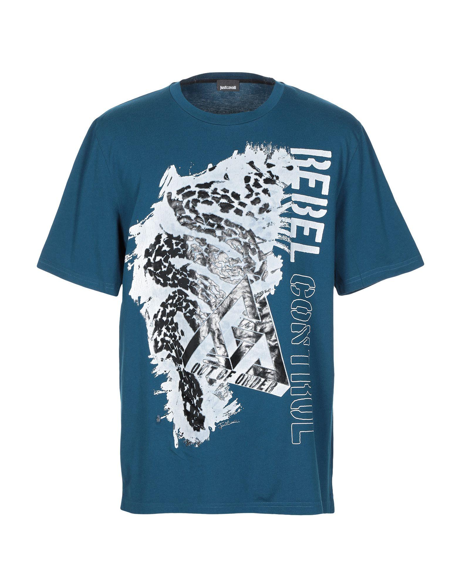 T-Shirt Just Cavalli uomo uomo uomo - 12304586DX d37