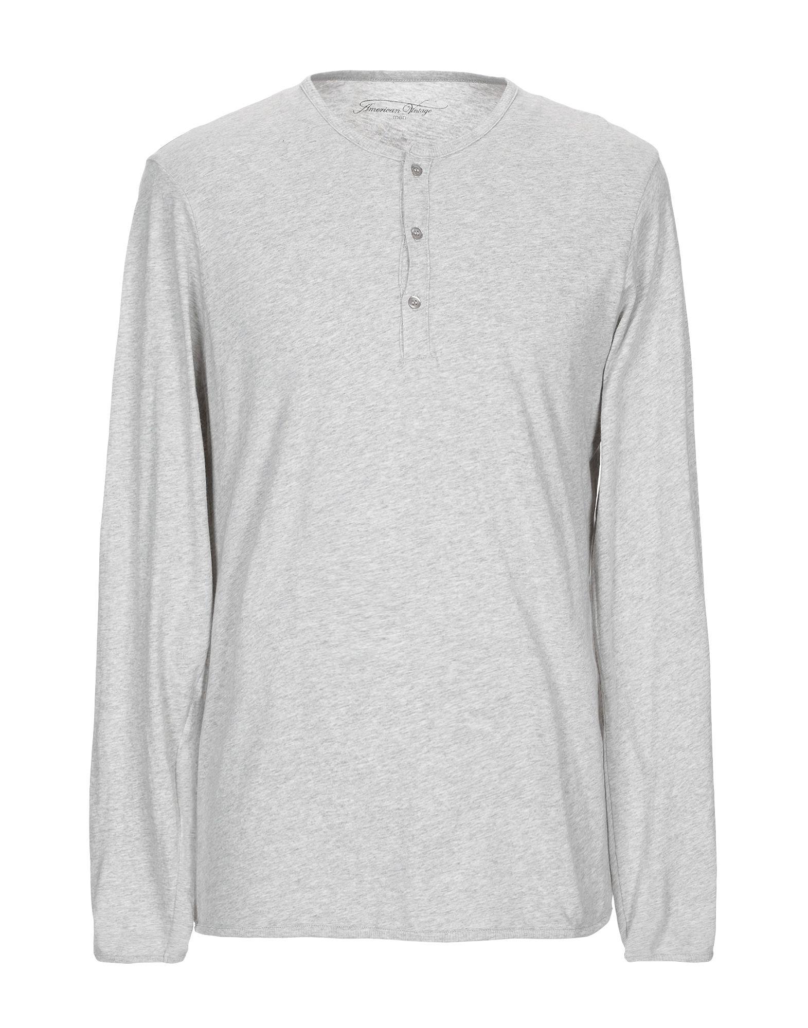 T-Shirt American Vintage herren - 12304596PE