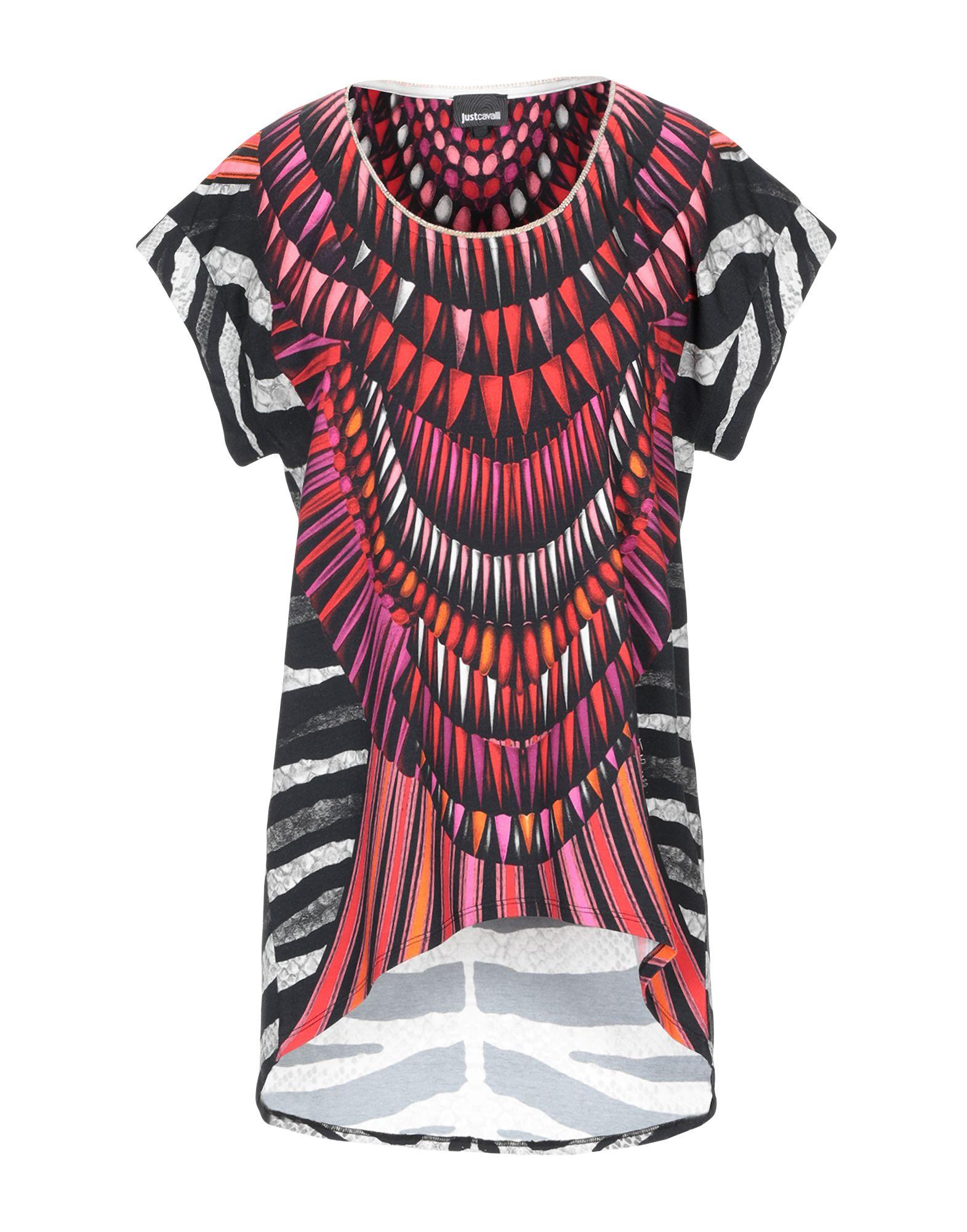 T-Shirt Just Cavalli donna - - - 12304652CQ 7bc