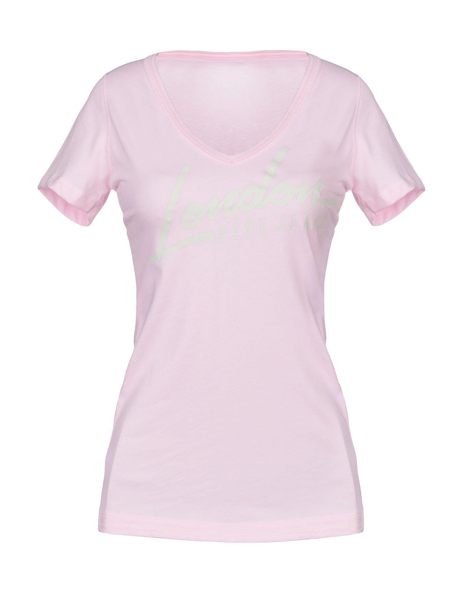T-Shirt T-Shirt T-Shirt Pepe Jeans donna - 12305339NP 71d
