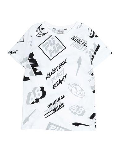 c0048fcc4a26b2 Puma T-Shirt Boy 9-16 years online on YOOX Latvia
