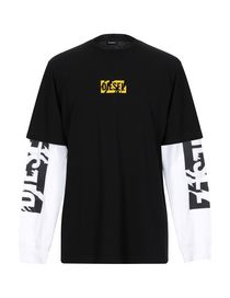 Diesel T-Shirt - Diesel Uomo - YOOX 5b18f4f0dc1