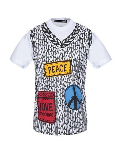 536a61bea Love Moschino T-Shirt - Men Love Moschino T-Shirts online on YOOX ...