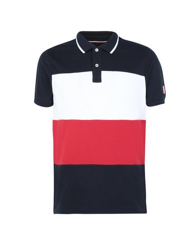 ea152c0a0f Tommy Hilfiger Icon Colorblock Slim - Polo Shirt - Men Tommy ...
