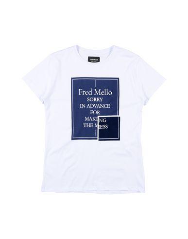 e5df292601d Fred Mello T-Shirt Boy 9-16 years online on YOOX United Kingdom
