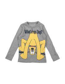 Maniche 3 8 Abbigliamento Su Yoox T Lunghe Anni Bambino Shirt 543RjLA
