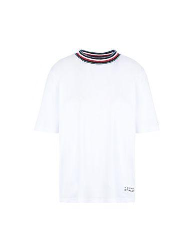 26058bcad Tommy Hilfiger Tira C-Nk Tee Ss - T-Shirt - Women Tommy Hilfiger T ...