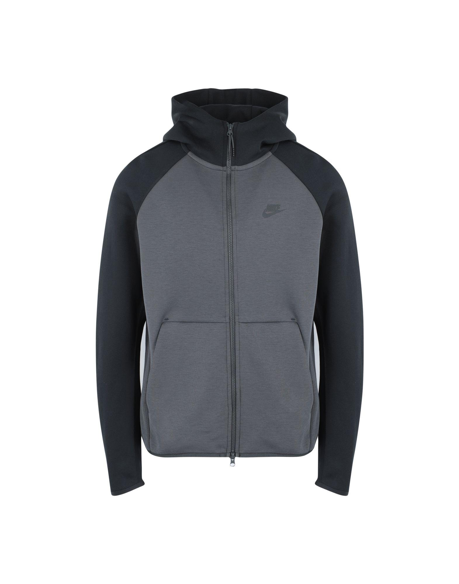 Felpa Nike Tech Fleece Hoodie Full Zip - herren - 12308694TG