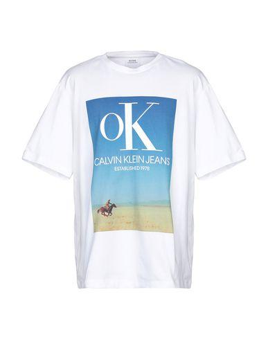 48207788c5691 Calvin Klein Jeans T-Shirt - Men Calvin Klein Jeans T-Shirts online ...