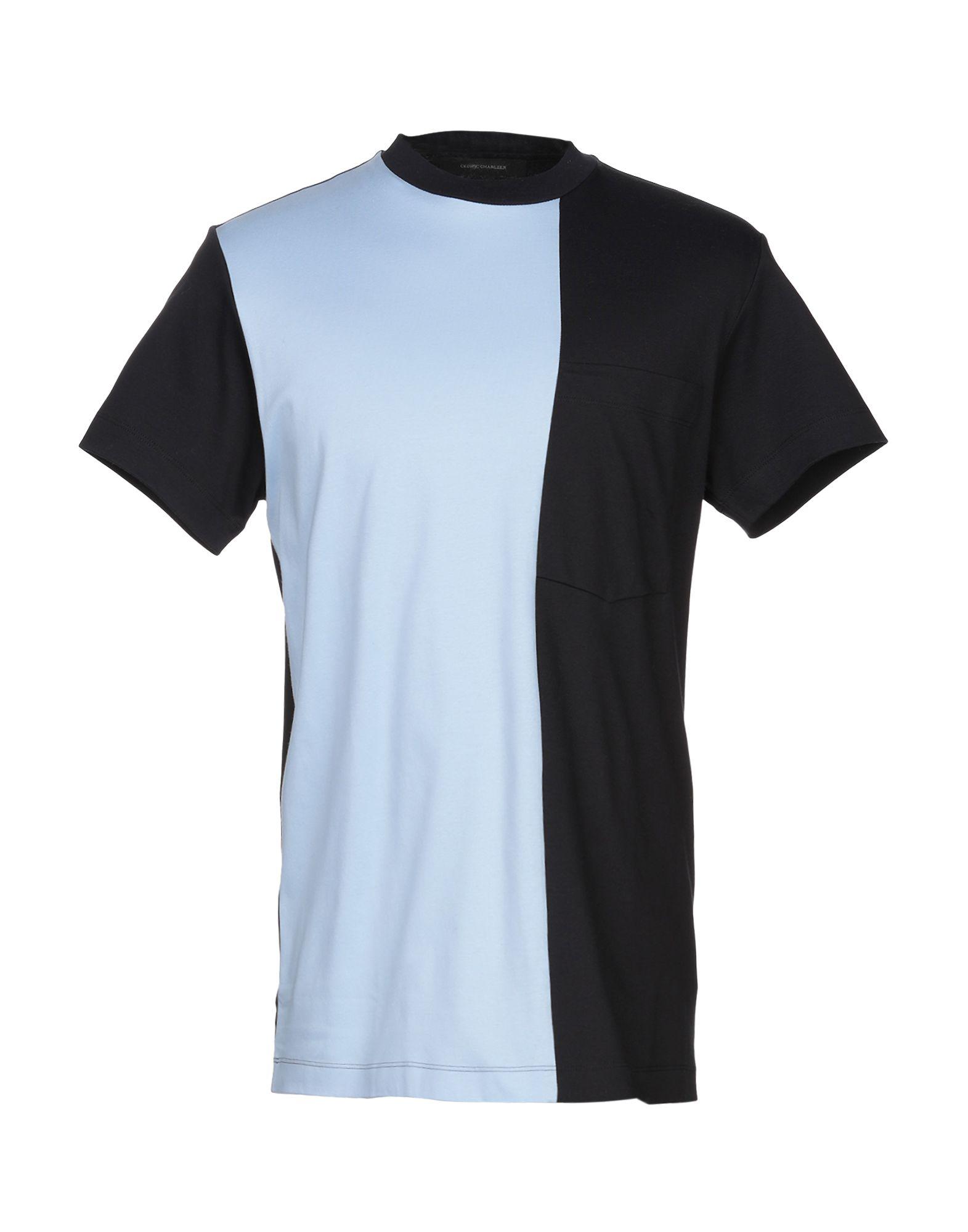 T-Shirt Cedric Charlier Charlier Charlier uomo - 12309775RW 1a6