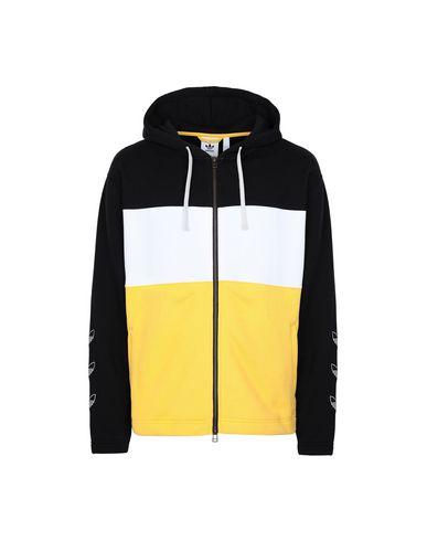554fff6b11b9 Adidas Originals Full Zip Hoody - Hooded Track Jacket - Men Adidas ...