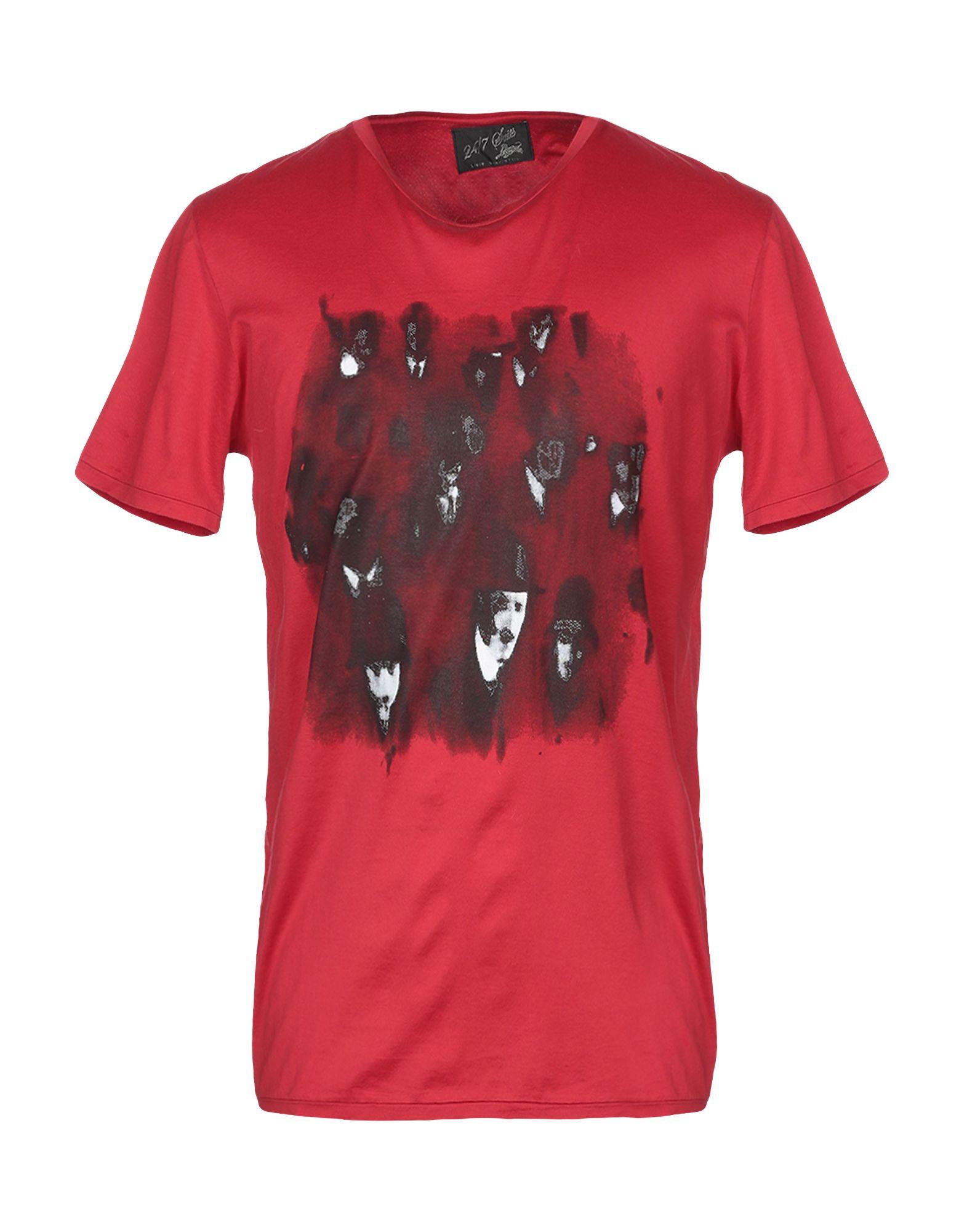 T-Shirt 24 7 Suits uomo - - 12312117LN  faire Preise