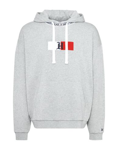 TOMMY x LEWIS - Hooded track jacket