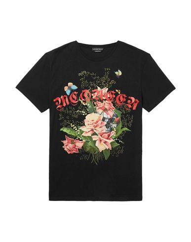 ALEXANDER MCQUEEN - Camiseta