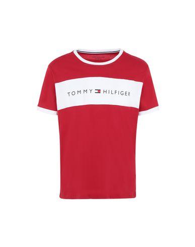 6929ab2859d32 Tommy Hilfiger Cn Ss Tee Logo Flag - T-Shirt - Men Tommy Hilfiger T ...