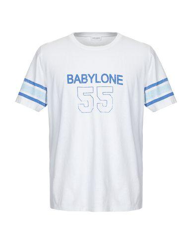 00a46ecc Saint Laurent T-Shirt - Men Saint Laurent T-Shirts online on YOOX ...