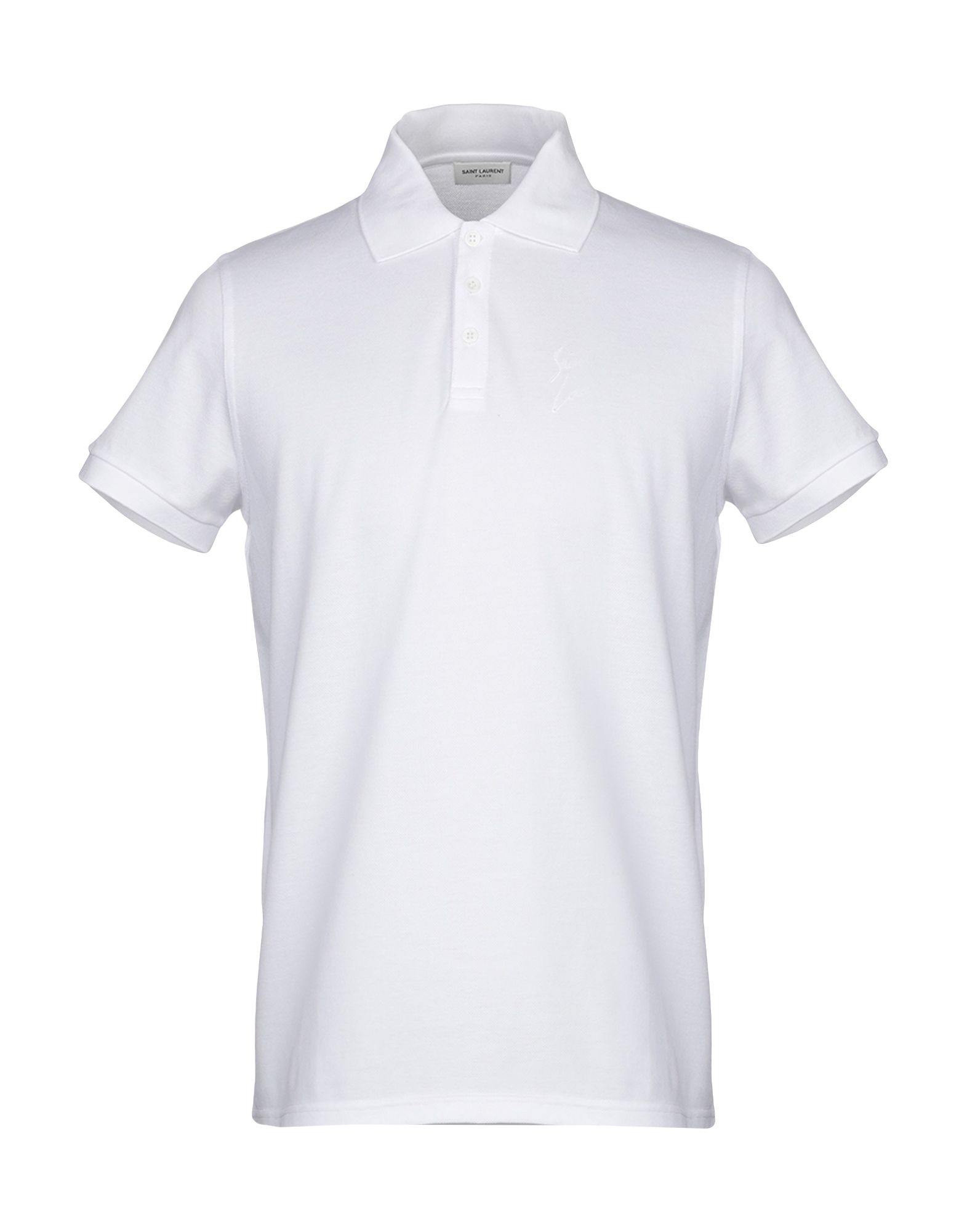 a1ab005c22d Saint Laurent Polo Shirt - Men Saint Laurent Polo Shirts online on ...
