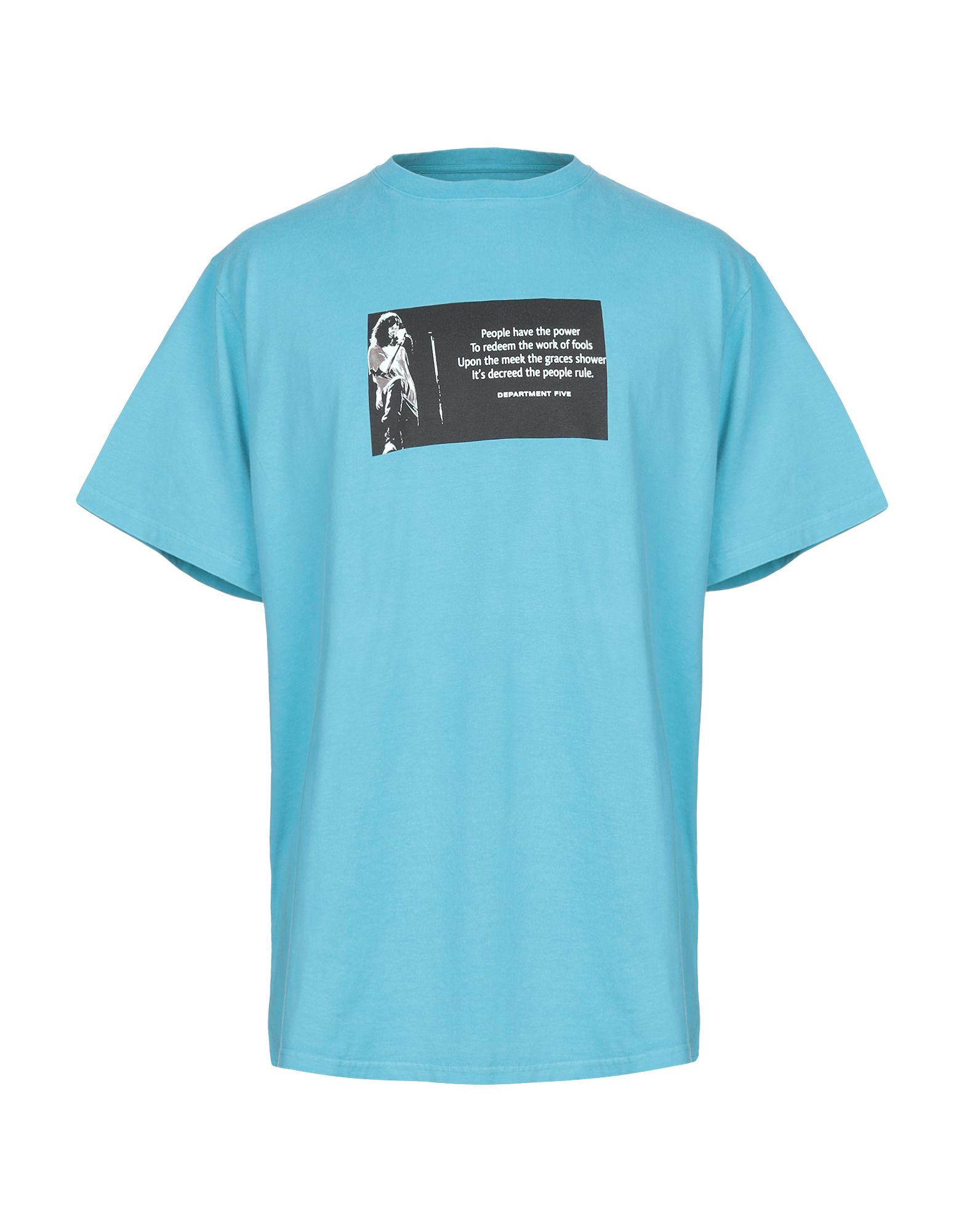 T-Shirt Department 5 herren - 12314861TO