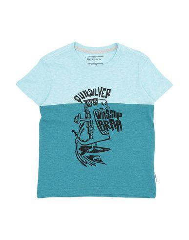 QUIKSILVER T-shirt - T-Shirts and Tops   YOOX COM