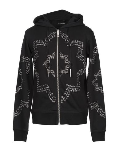 JOHN RICHMOND - Hooded track jacket