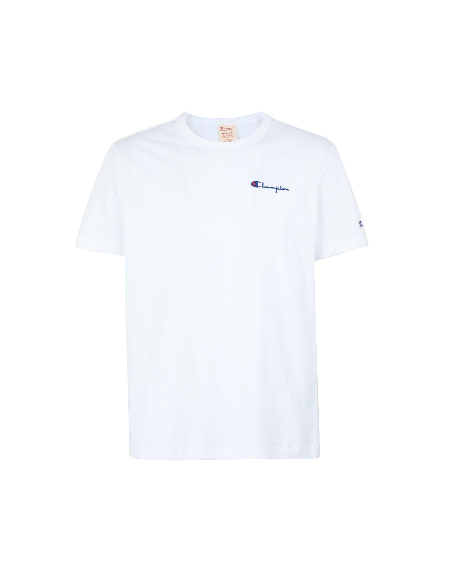 T-Shirt Sportiva Champion Reverse Reverse Weave Crewneck T-Shirt - uomo - 12316011DQ