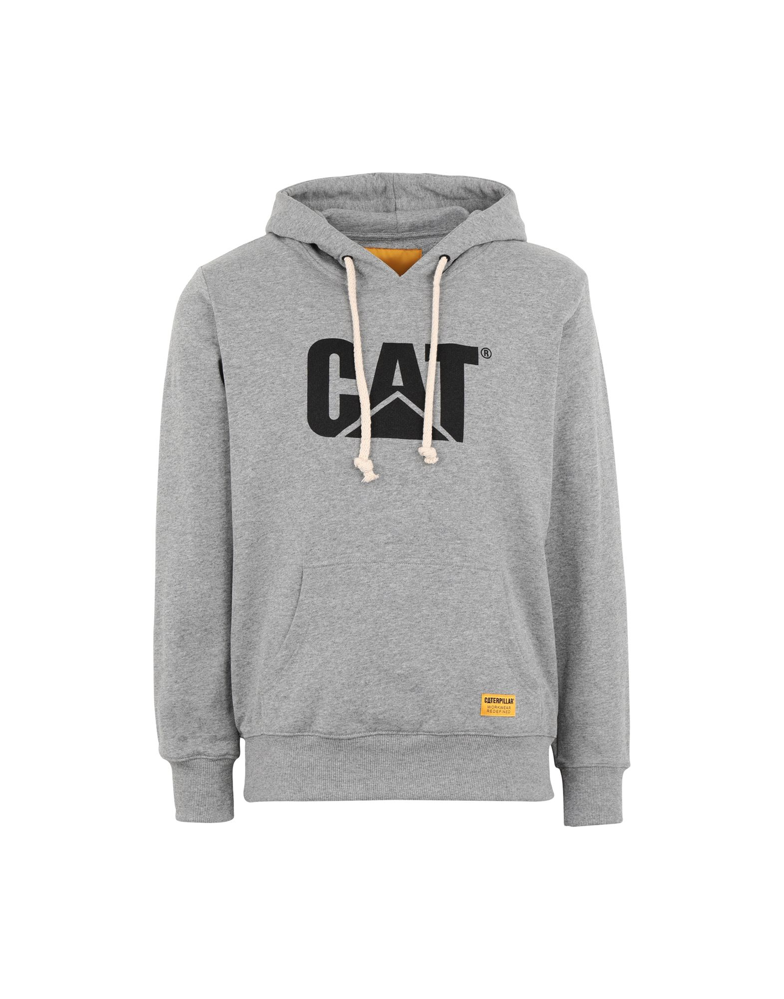 taglia 40 5528b 26cb6 Felpa Caterpillar Cat Hoodie - Uomo - Acquista online su ...