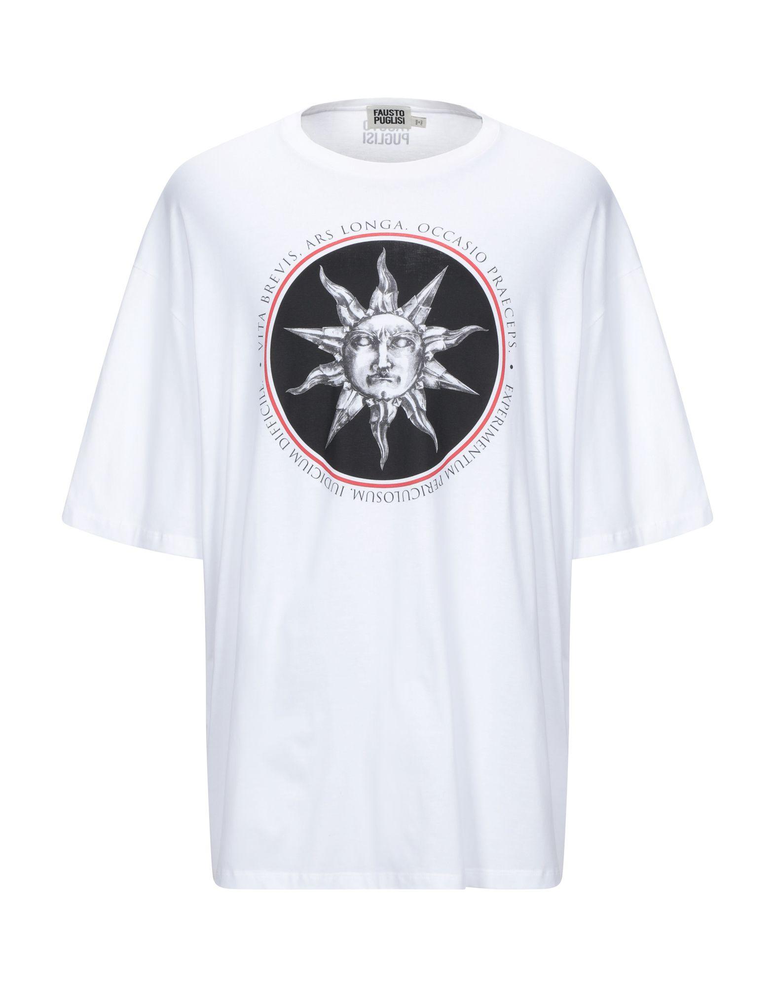 T-Shirt Fausto Puglisi uomo uomo - 12318171MQ