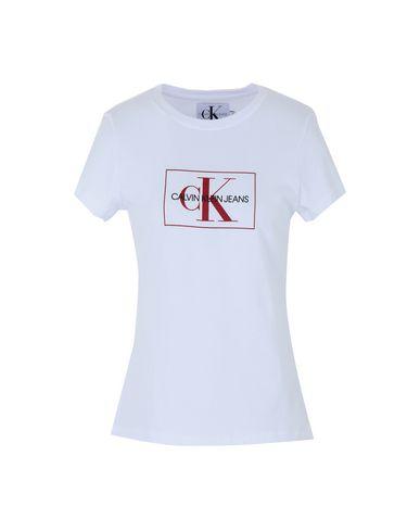 new arrivals 47956 882d1 CALVIN KLEIN JEANS T-shirt - T-Shirt e Top | YOOX.COM