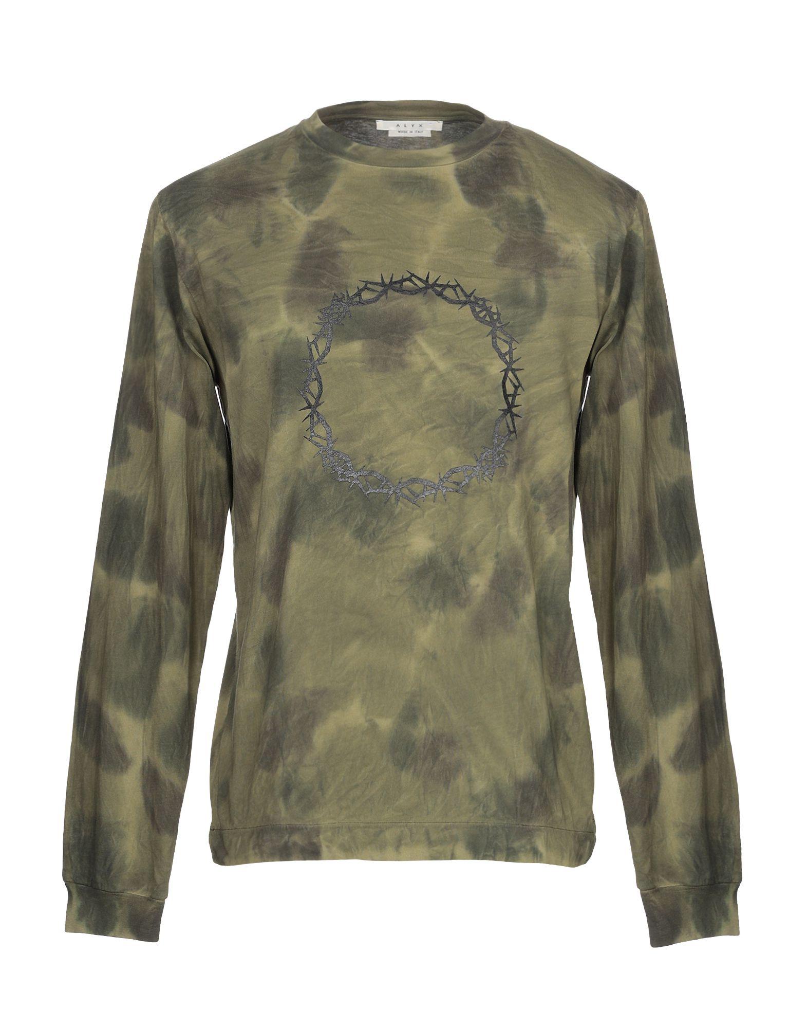 T-Shirt Alyx uomo uomo uomo - 12319157FV 999