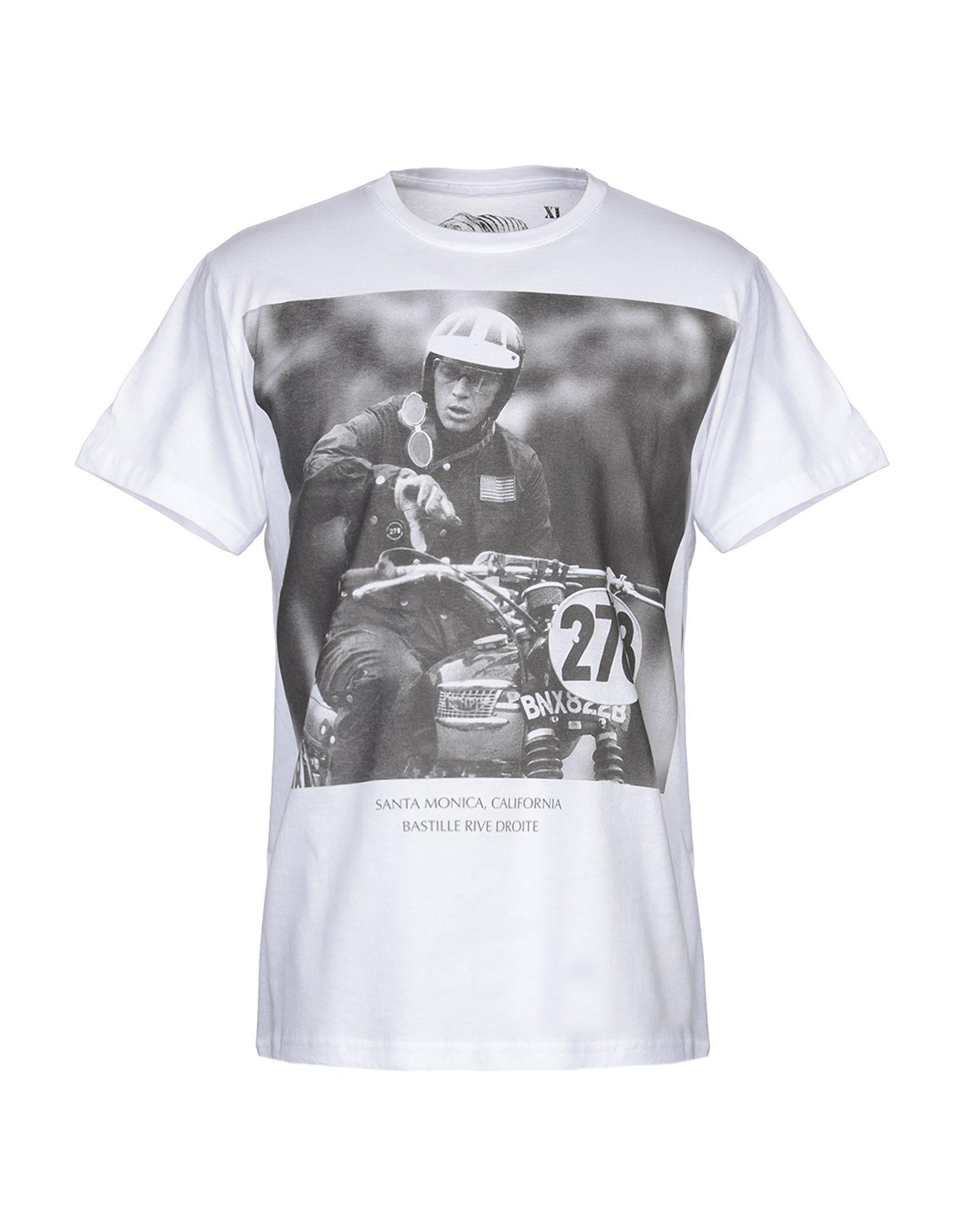 T-Shirt Bastille uomo - - - 12319627DI 9cf